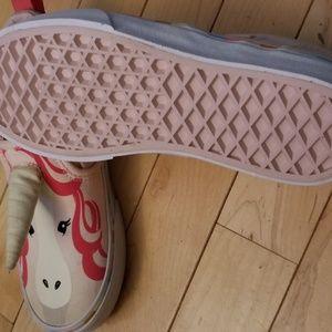 Vans Shoes - Brand new unicorn vans